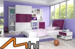 PARADISE 3 - fioletowy połysk