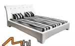 ROXY II - łóżko z pojemnikiem na pościel
