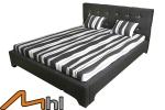 ROXY I - łóżko z pojemnikiem na pościel